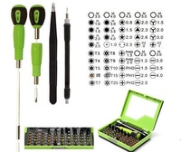 53 in1 Multi-purpose precision Magnetic Screwdriver Set PC Notebook phone iphone4  5 5s+ESD Tweezers+phone open tools