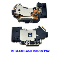 10pc/lot For PS2 slim laser lens KHM-430 KHM-430C KHM-430A (PVR-802W) lens for Playstation 2 slim+High quality,free shipping