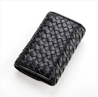 2014 soft leather male long design wallet genuine leather ladies leather wallet