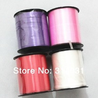 Min.order is $15(mix order) Quality Ballon Ribbon,Balloons Ribbons, And A Variety Of Color Choices 260 Meters 150G Free Shipping
