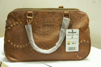 Free shipping 2014 Desigual Bolso Patch 40X5011 / 6091  Womens Handbag Messenger Shoulder Bag  Brown
