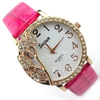 Strap watch ladies watch spirally-wound aesthetic personality dial fashion women's quartz watch