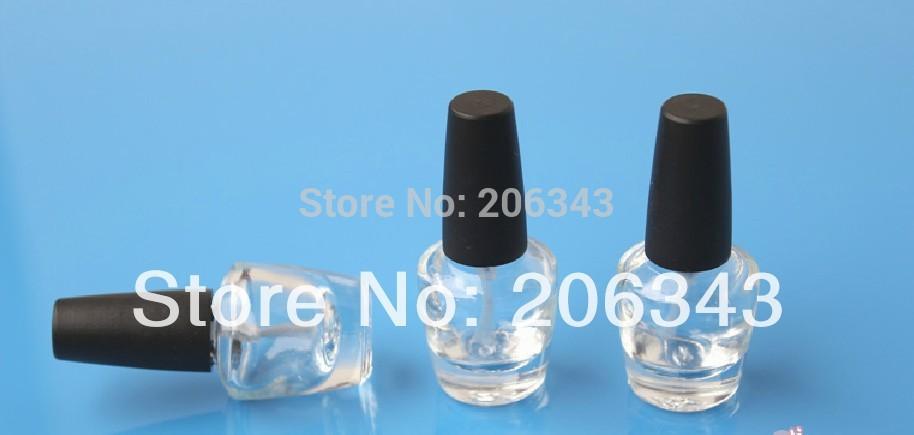 promotion: Capacity 3ml empty nail polish /enamel bottle or clear nail polish bottle / empty polish bottles(China (Mainland))