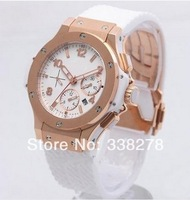 new Luxury mens watch dive automatic Stainless steel sports Watch men date Men's Watches white dial rnbber