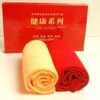Tourmaline towel tourmaline bamboo fibre towel tourmaline energy towel product