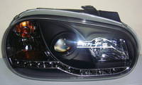 Sonar r8led light headlight assembly