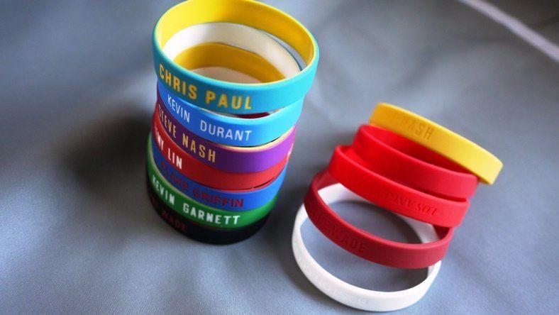[Manufacturers custom] silicone wristbands wrist band wristband / bump / lettering / engraving / luminous wristband custom(China (Mainland))