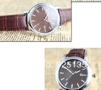 Mens quartz Stainless Steel precision Military Men watch Business wristwatches waterproof Dropship, Hot sale 3 Colors