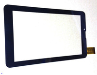 "Black/White New 7"" Mystery MID-713G MID713G Tablet Capacitive touch screen panel Digitizer Glass Sensor replacement FreeShipping"