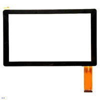 "100PCs/lot New 7"" Q8 Q88 Tablet y7y006-q8 86V F-YL-7.0-6047-V01 jv-q8 Q8-DH touch screen panel Digitizer Glass Free Shipping"