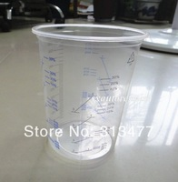 600ML Paint Mixing Cup