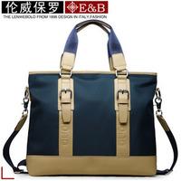 Canvas man bag the trend of fashion casual laptop bag one shoulder bag handbag messenger bag 6104  fashion style