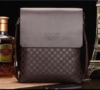2014 paul man bag male business casual messenger bag shoulder bag handbag document  fashion style