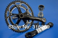PROWHEEL Road bike Integrated crankset 53-39T 53/39T / 9 speed bicycle chainwheel / bicycle crankset / bike parts 170mm
