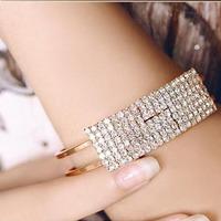 2014 New Style Hot Sale Fashion Starry Refinement Women Bangles & Bracelets SLB103