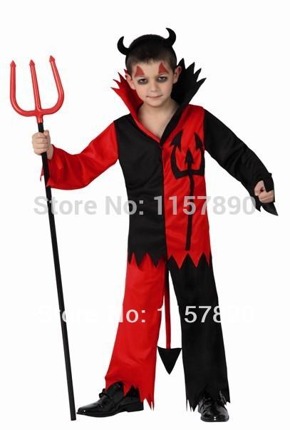 Новогодний костюм чертёнка своими руками