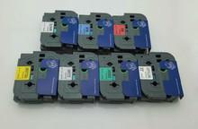 24mmX8m TZ-155,TZe155 For TZ tape TZ155 (TZ-155) Compatible P-Touch Tape PT-1000 label maker