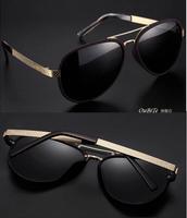 Free shipping 2014 New Arrival Ultra-light Ultra-soft Men Polarized Sunglasses Comfortable Fashion Eyewear  5899
