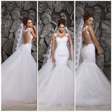 wholesale lace vintage wedding dress