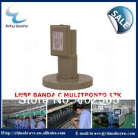HD digital ready ER862 band c mulitponto LNBF for azamerica S1001