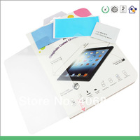 9H Premium tempered Film Guard Glass screen protector For iPad 2 ipad 3 ipad 4 with retail package