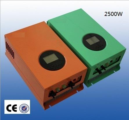 2500w hybrid solar inverte