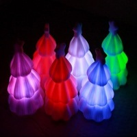 free shipping 10pcs/lot new colorful LED party light mini led light