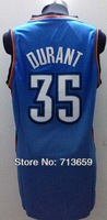 Oklahoma City #35 Durant Fashion Rev 30 basketball jersey,Cheap sports jersey,Free Shipping,embroidery logos,Accept Mix Order