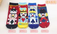 children socks girls anti slip socks children socks baby care heaps baby socks 5-9 years 10pair/lot cotton spandex