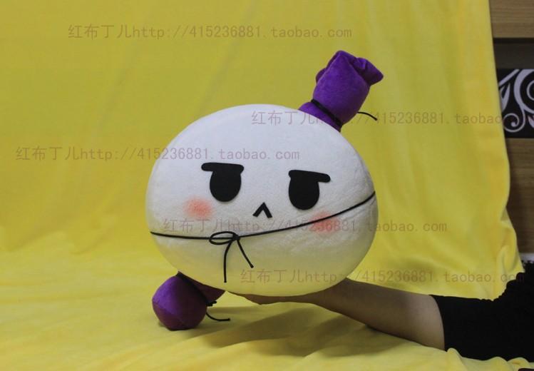 35 cm Axis Powers Hetalia APH Japan Dango Cushion 100% Handmade Plush Toy(China (Mainland))