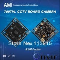 Hot Promotion 700TVL Color CMOS BYD CCTV Camera  Board CCTV Camera Board for CCTV Security  Free Shipment