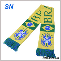 free shipping/2014 Brazil World Cup/ Argentina football scarves / World Cup national team scarves / Fans scarves 100pc/lot