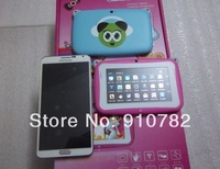 Kids present Tablet  480x272 512m/4G Storage  Rockchip2928 single Core Dual Cameras Educational Children Games & Apps