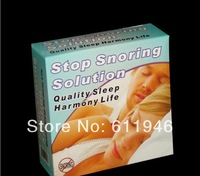 HOT!Free shipping by DHL Stop Snoring Device,  Anti/Stop Snore Kit, Anti Snore and Apnea Device, quiet sleep