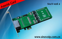 TE430E quad port E1 / T1/J1 pci express Interface asterisk card IDSN PRI card Openvox digium card