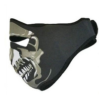 Outdoor products ride cold-proof thermal face mask skull mask