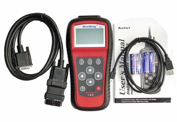 Original Autel MaxiDiag PRO MD801 Scan Tool,MD801 Code Reader(China (Mainland))