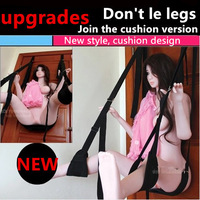 Door swing sex toys weightless sex appeal furniture lovers make love swing