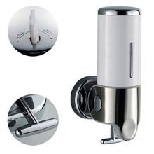 New 500ml Lockable Soap/Shampoo Dispenser Lotion Pump Action Wall Mounted Bathroom(China (Mainland))
