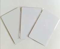 Free Shipping(3pcs) UID Card 13.56MHz Rfid PVC Thin Uid Changeable block 0 writable Card(1K)
