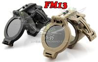 Fm13 m951 surefire flashlight ir infrared filter quick release flashlight wingover flashlight