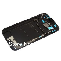100pcs/lot Front Housing Frame Bezel Plate Mid Frame For Samsung Galaxy Note 2 N7100 Free Shipping by DHL