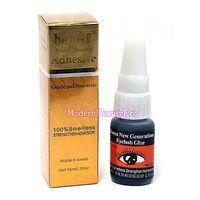 HOT 15ml Individual Extension False Lashes Eyelash Smellless Black Glue Adhesive