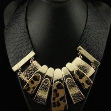 leopard necklace promotion