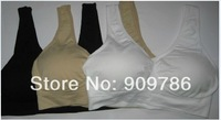 Big discount Genie bra with removable pads, Sexy Seamless bra body shaper  Push Up - No box(opp bag)