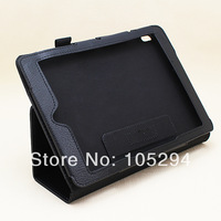 Black Leather Stand Protective Cover Cases  for 7.9 inch  Acer A1-810 Tablet with tracking NO.