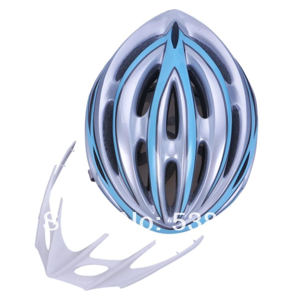 2014 road bike cycling helmet super light sport bicycle helmets Integrated helmet 4 colors retail packaging helmet free shipping(China (Mainland))