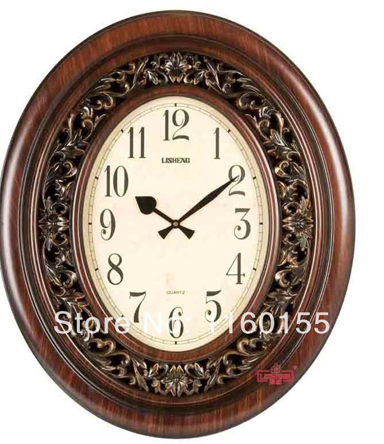 extra large clock promotion online shopping for. Black Bedroom Furniture Sets. Home Design Ideas