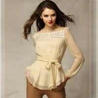 Женские блузки и Рубашки & 1A94
