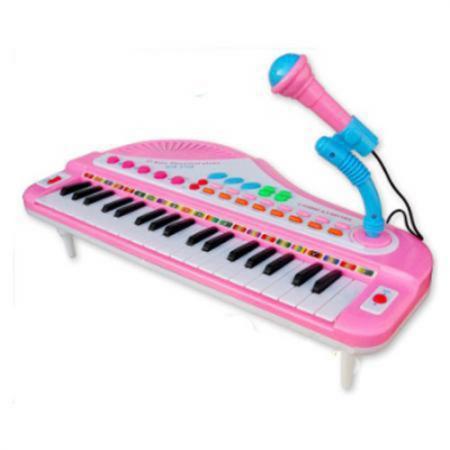Neue kinder kind klavier 30 schlüssel gürtel mikrofon